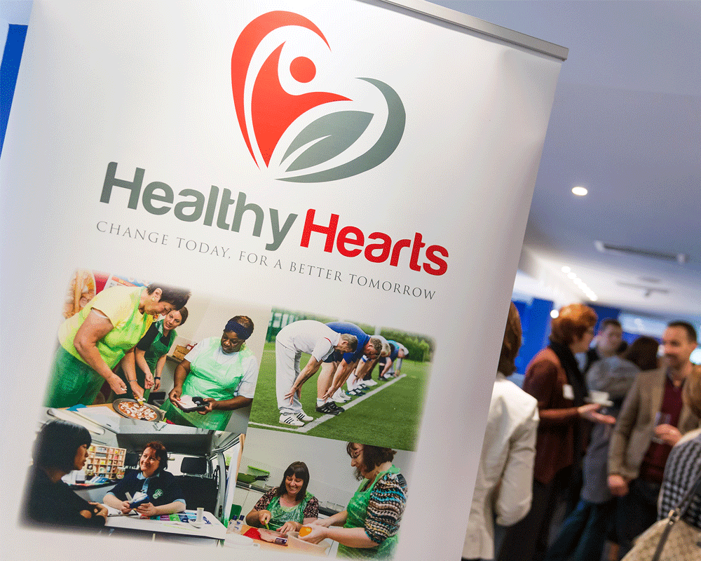 Launch of Healthy Hearts